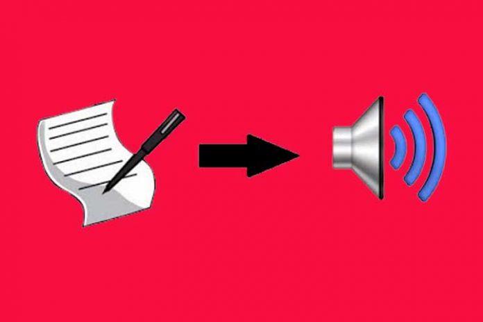 Text-To-Speech-Online-Converter