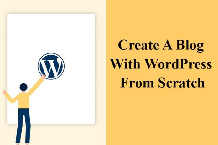 Create-A-Blog-With-WordPress-From-Scratch